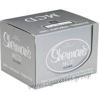 Nat Sherman MCD Silver 5 Pack 20 ct