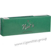 Nat Sherman Menthol King's [Box]
