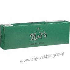 Nat Sherman Menthol King's [Box]