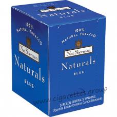 Nat Sherman Naturals Blue [Box]