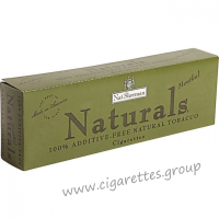 Nat Sherman Naturals Menthol Kings [Box]