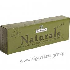 Nat Sherman Naturals Menthol Kings [Box]