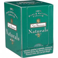 Nat Sherman Naturals Mint [Box]