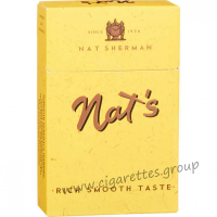 Nat Sherman Yellow King's [Box]