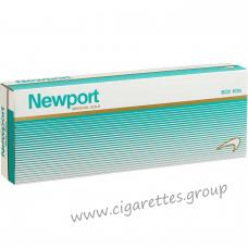 Newport Menthol Gold 100's [Box]
