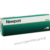 Newport Menthol Kings [Soft Pack]