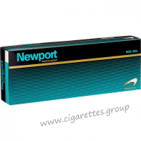 Newport Menthol Smooth 100's [Box]