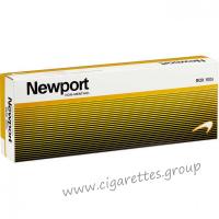 Newport Non-Menthol Gold 100's [Box]