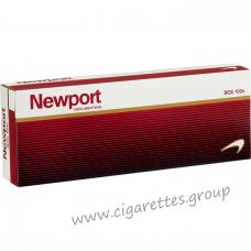 Newport Non-Menthol Red 100's [Box]