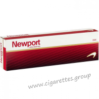 Newport Non-Menthol Red King [Box]