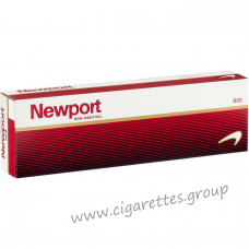 Newport Non-Menthol Red King [Box]