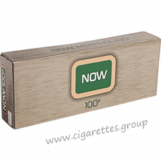 Now Menthol 100's [Soft Pack]