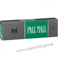 Pall Mall Classic Menthol 85's [Box]
