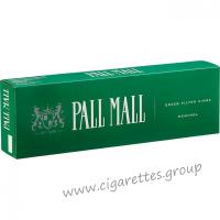 Pall Mall King Menthol [Box]