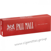 Pall Mall King Red [Box]