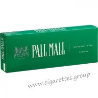 Pall Mall Menthol 100's [Box]