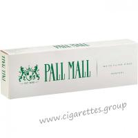 Pall Mall Menthol White Filter Kings [Box]