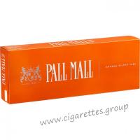 Pall Mall Orange 100's [Box]