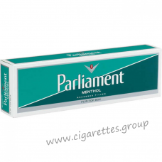 Parliament Menthol White [Pack Box]
