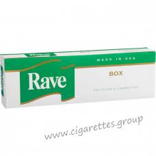 Rave Menthol Dark Green Kings [Box]