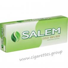 Salem Gold 100's [Box]