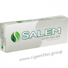 Salem Silver 100's [Box]