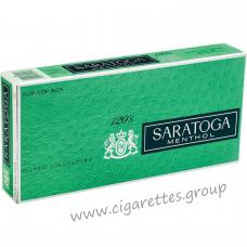 Saratoga Menthol 120's [Box]