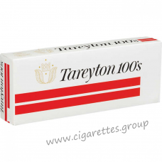 Tareyton 100's [Soft Pack]