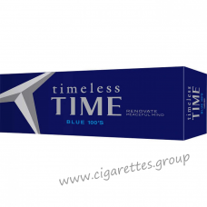 Timeless Time Blue 100 [Box]