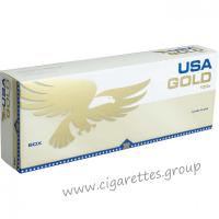 USA Gold Gold 100's [Box]