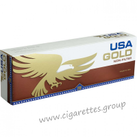 USA Gold Non-Filter [Soft Pack]