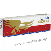 USA Gold Red Kings [Box]