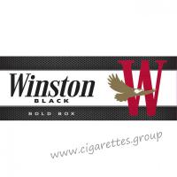 Winston Black 100's [Box]