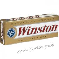 Winston Gold 100's [Box]