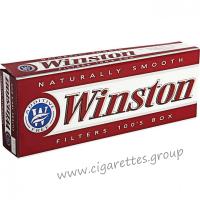 Winston Red 100's [Box]