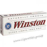 Winston White 100's [Box]
